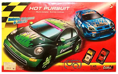 "Авторалли на аккумуляторах ""Hot Pursuit"""