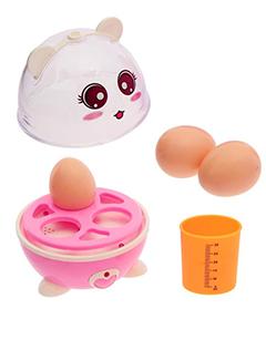 Игровая яйцеварка «МЫШКА» - свет, звук и вращение