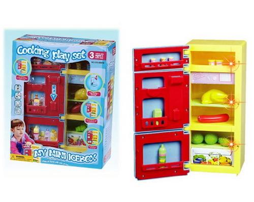 Детский холодильник 08-006