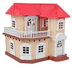 Большой игровой дом Happy Family 012-01