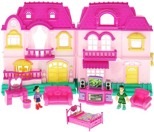 """Игровой домик для кукол """"Happy Family"""""""