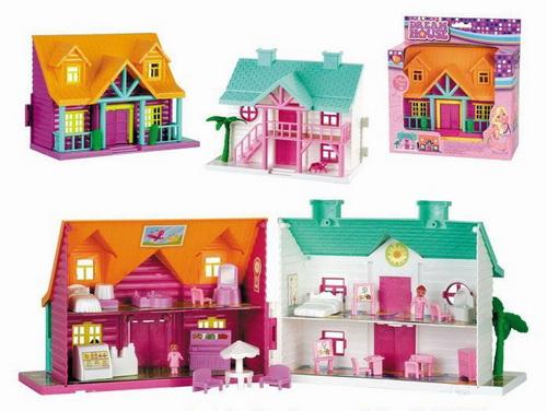 Кукольный дом 32554