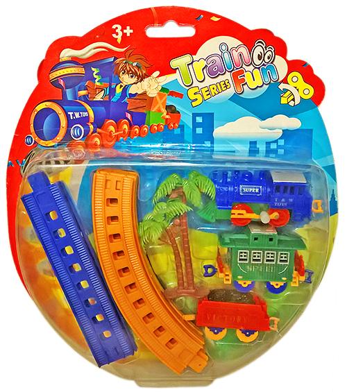 """Игровая железная дорога """"Train Fun"""""""