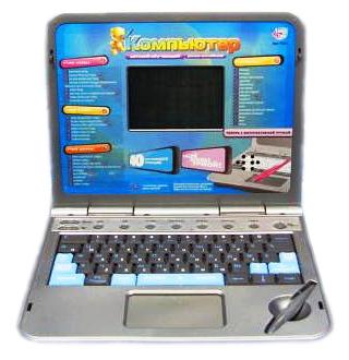 Детский компьютер-ноутбук 7026