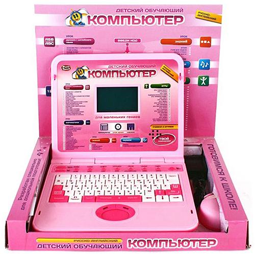 Детский компьютер-ноутбук 7294