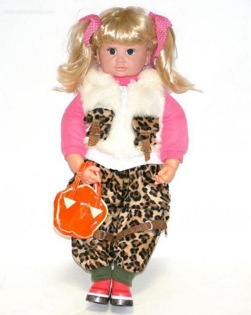 Говорящая кукла Ксюша (60см)