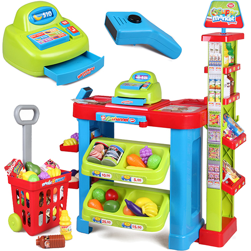 Детский игровой супермаркет 661-14