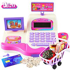 Игровая касса-калькулятор со сканером
