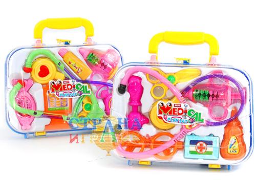 Набор доктора в чемоданчике 0018