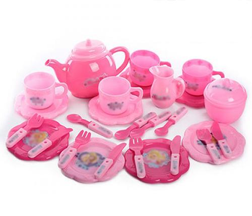 "Набор посудки на 6 персон ""Little Princess"""