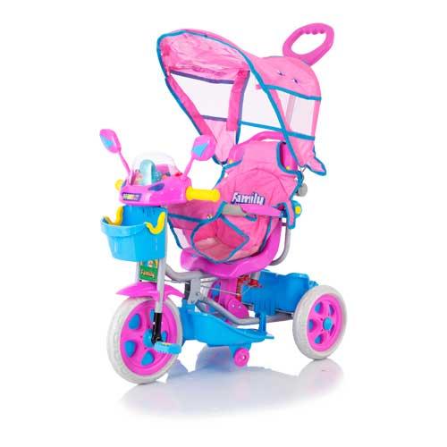 Велосипед Baby Care Family 95531