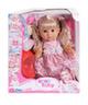 Говорящая кукла Baby Toby (в платье)