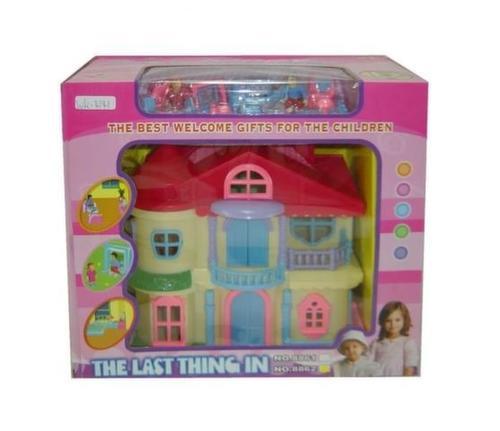 Кукольный домик 8862