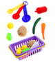 """Игровой набор посуды и продуктов """"FUNNY KitchenSet - 05g"""""""