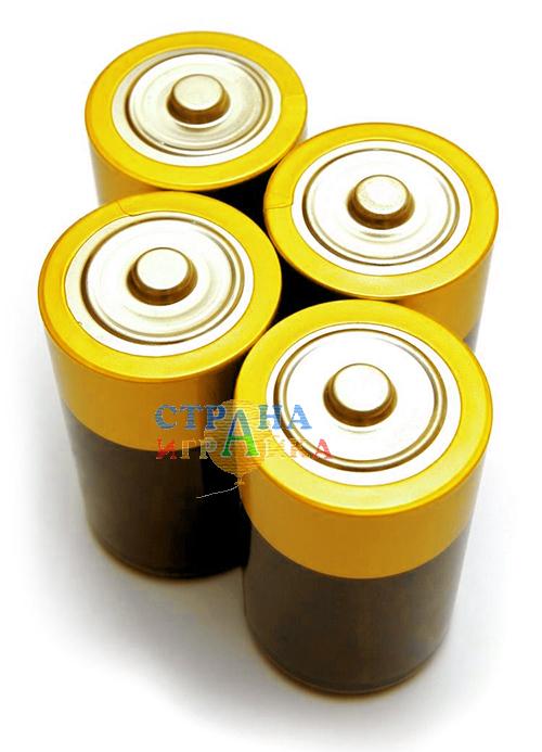 Батарейки D (LR20) Alkaline
