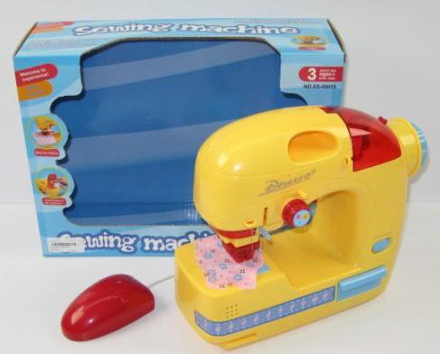 Игрушечная швейная машинка 08-055