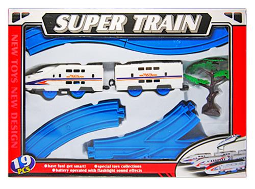 """Игровая железная дорога """"Super Train"""""""