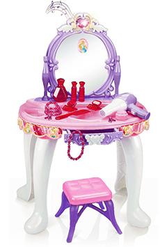 Игровое трюмо «5 Принцесс» с индуктивным управлением