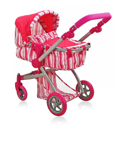 Универсальная коляска с наклонной люлькой