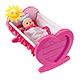 Кроватка-колыбелька для куклы 008-08