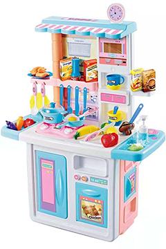 Кухня «ЭЛЬЗА» 84 см с водой и разрезными продуктами