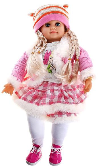 Интерактивная кукла Ангелина