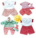 Одежда для кукол 40-43 см