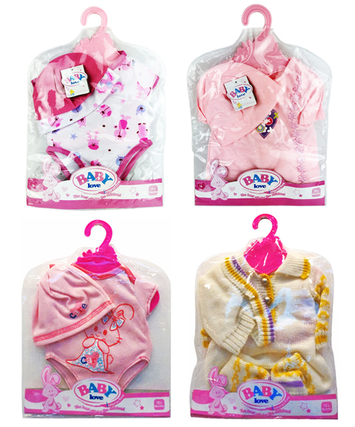 Одежда для кукол Baby Born и их аналогов