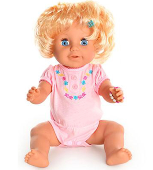 """Кукла """"Возьми меня на ручки"""" (сенсорная)"""