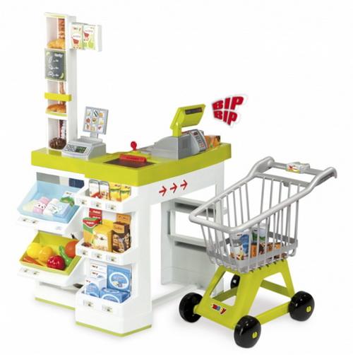 Супермаркет Super Store Smoby 24620